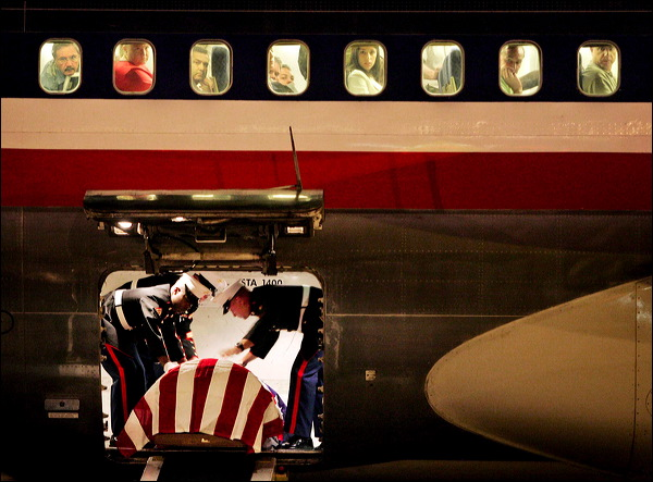 Editorial: God's Gift to Marine Photojournalism: Todd Heisler, Rocky Mountain News