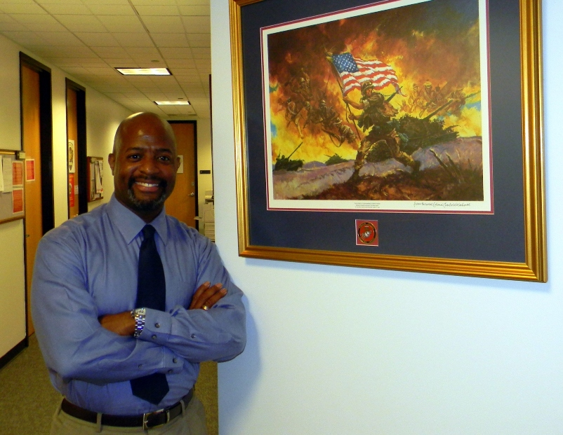 Michael Brinkley: Wounded Warrior Regiment: Providing Transition Assistance