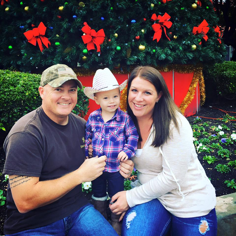 USN Corpsman Brian Hill: One Spouse's Story